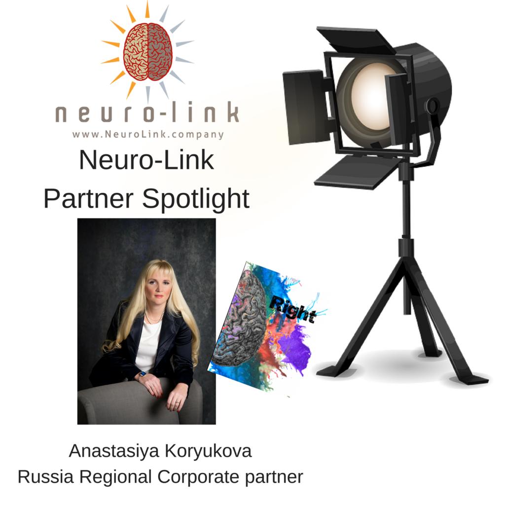 Neuro-Link Partner Spotlight - Anastasiya