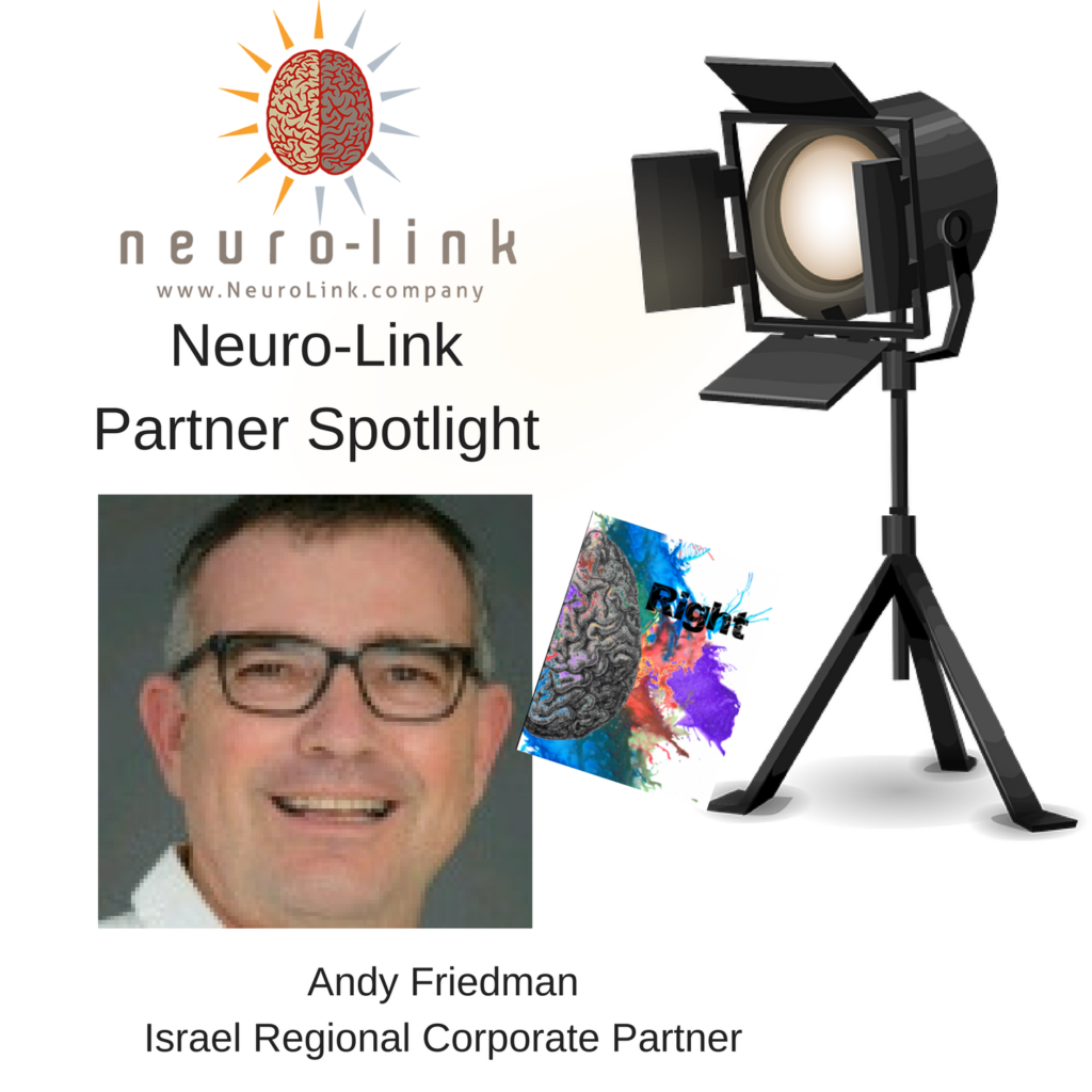 Neuro-Link Partner Spotlight - Andy Friedman