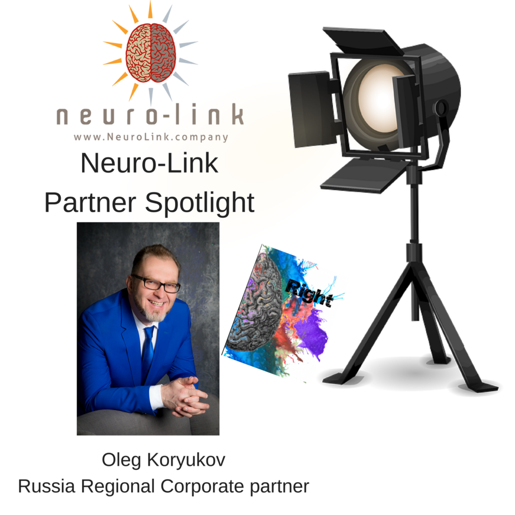 Neuro-Link Partner Spotlight - Oleg Koryukov